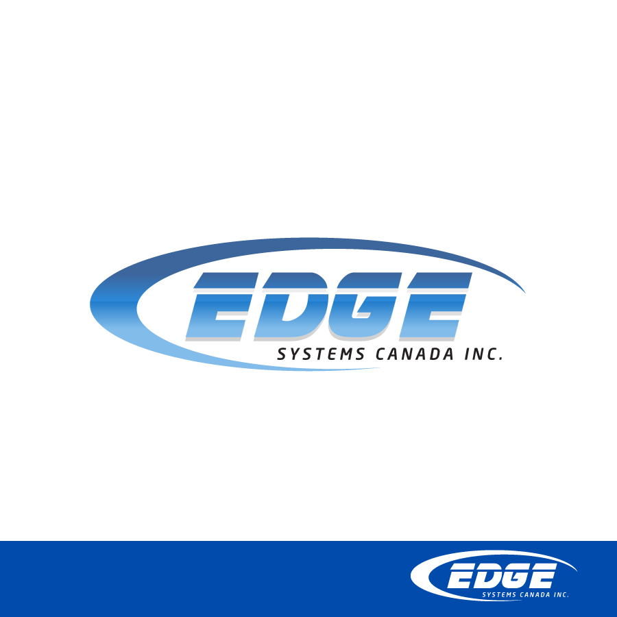 Logo Design by Edward Goodwin - Entry No. 77 in the Logo Design Contest New Logo Design for Edge Systems Canada Inc.