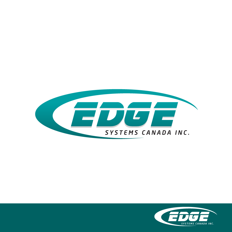 Logo Design by Edward Goodwin - Entry No. 78 in the Logo Design Contest New Logo Design for Edge Systems Canada Inc.