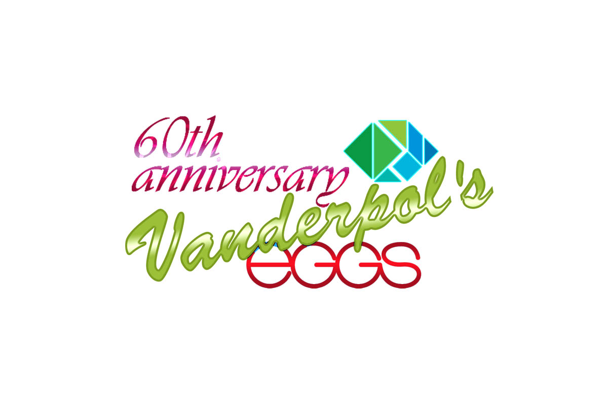 Logo Design by Private User - Entry No. 70 in the Logo Design Contest Unique Logo Design Wanted for Vanderpols Eggs Ltd.