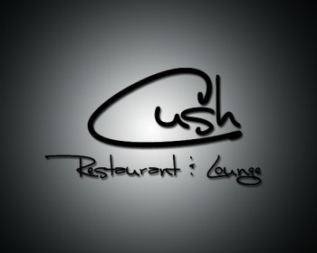 Logo Design by YOiBE1 - Entry No. 28 in the Logo Design Contest Cush Restaurant & Lounge Ltd..
