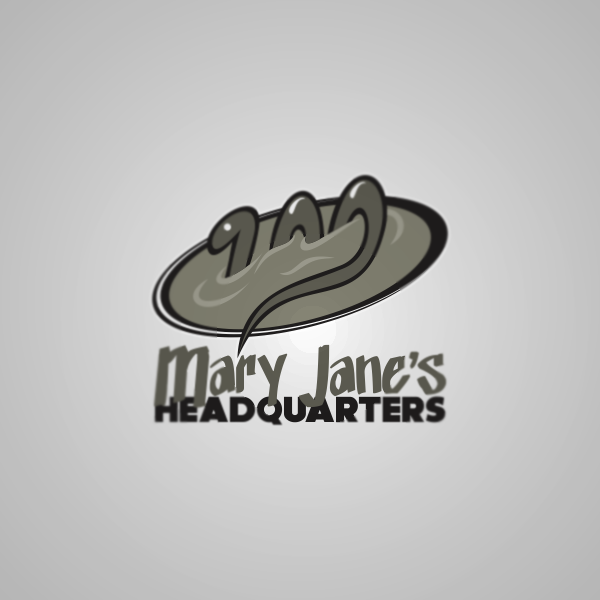 Logo Design by Private User - Entry No. 4 in the Logo Design Contest Mary Jane's Headquarters Logo Design.