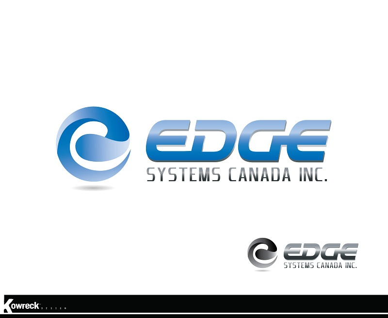 Logo Design by kowreck - Entry No. 83 in the Logo Design Contest New Logo Design for Edge Systems Canada Inc.