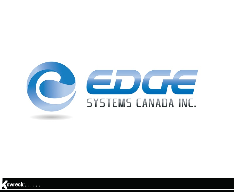 Logo Design by kowreck - Entry No. 84 in the Logo Design Contest New Logo Design for Edge Systems Canada Inc.