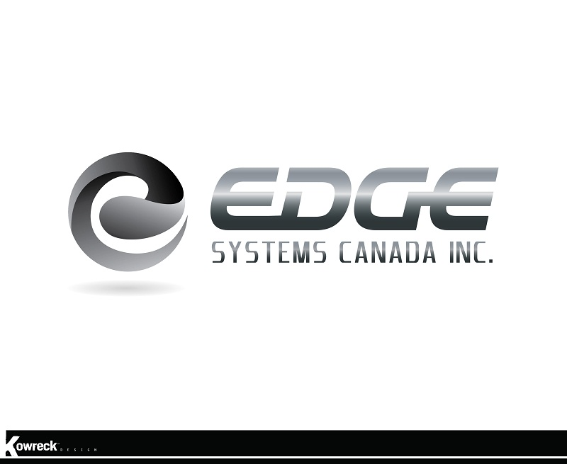 Logo Design by kowreck - Entry No. 85 in the Logo Design Contest New Logo Design for Edge Systems Canada Inc.