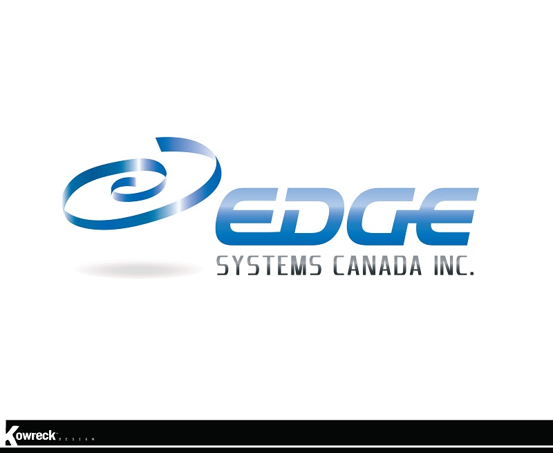 Logo Design by kowreck - Entry No. 86 in the Logo Design Contest New Logo Design for Edge Systems Canada Inc.