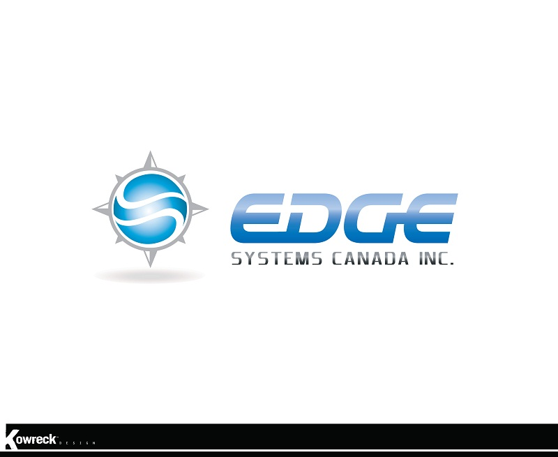 Logo Design by kowreck - Entry No. 87 in the Logo Design Contest New Logo Design for Edge Systems Canada Inc.