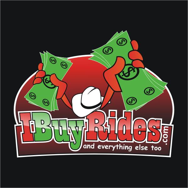 Logo Design by aspstudio - Entry No. 35 in the Logo Design Contest IBuyRides.com needs a Cool Country Funny Cartoony Logo.