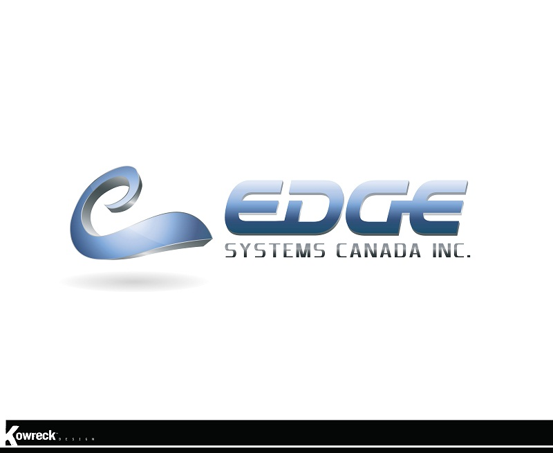 Logo Design by kowreck - Entry No. 89 in the Logo Design Contest New Logo Design for Edge Systems Canada Inc.