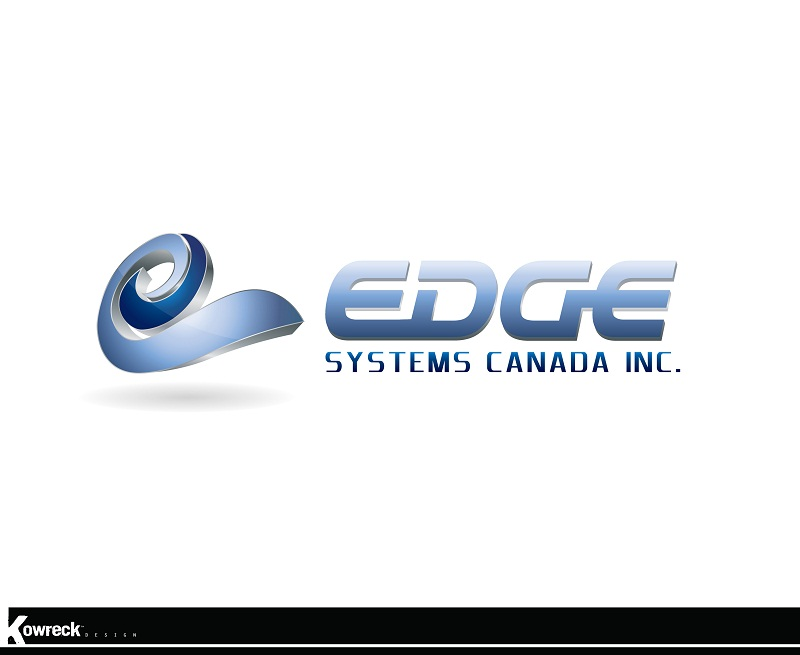 Logo Design by kowreck - Entry No. 90 in the Logo Design Contest New Logo Design for Edge Systems Canada Inc.