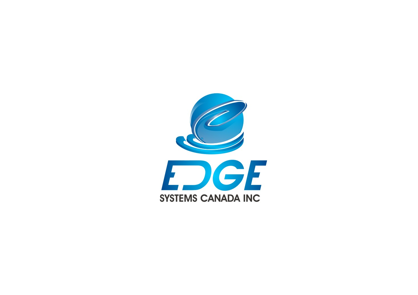 Logo Design by yanxsant - Entry No. 93 in the Logo Design Contest New Logo Design for Edge Systems Canada Inc.