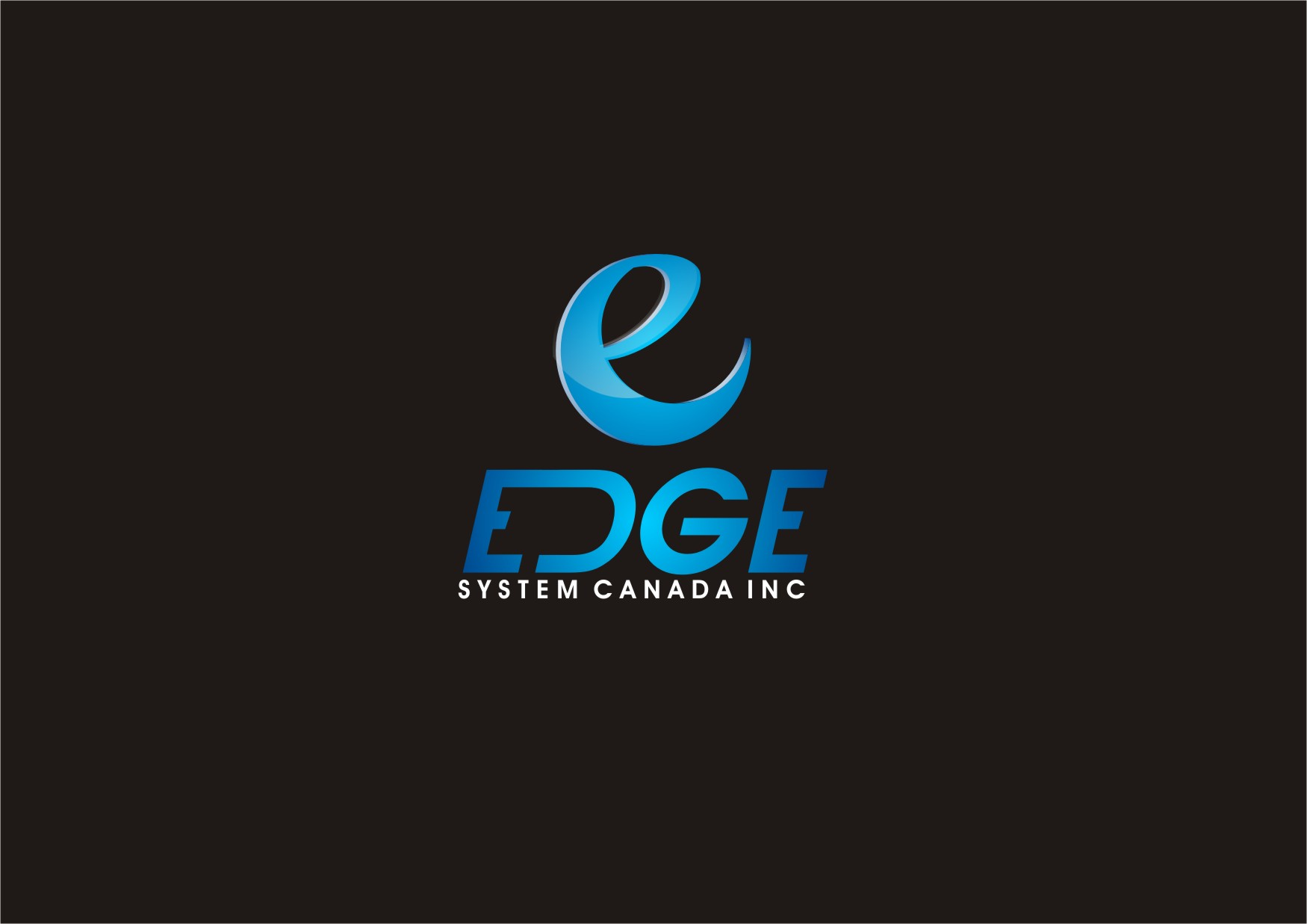 Logo Design by yanxsant - Entry No. 95 in the Logo Design Contest New Logo Design for Edge Systems Canada Inc.