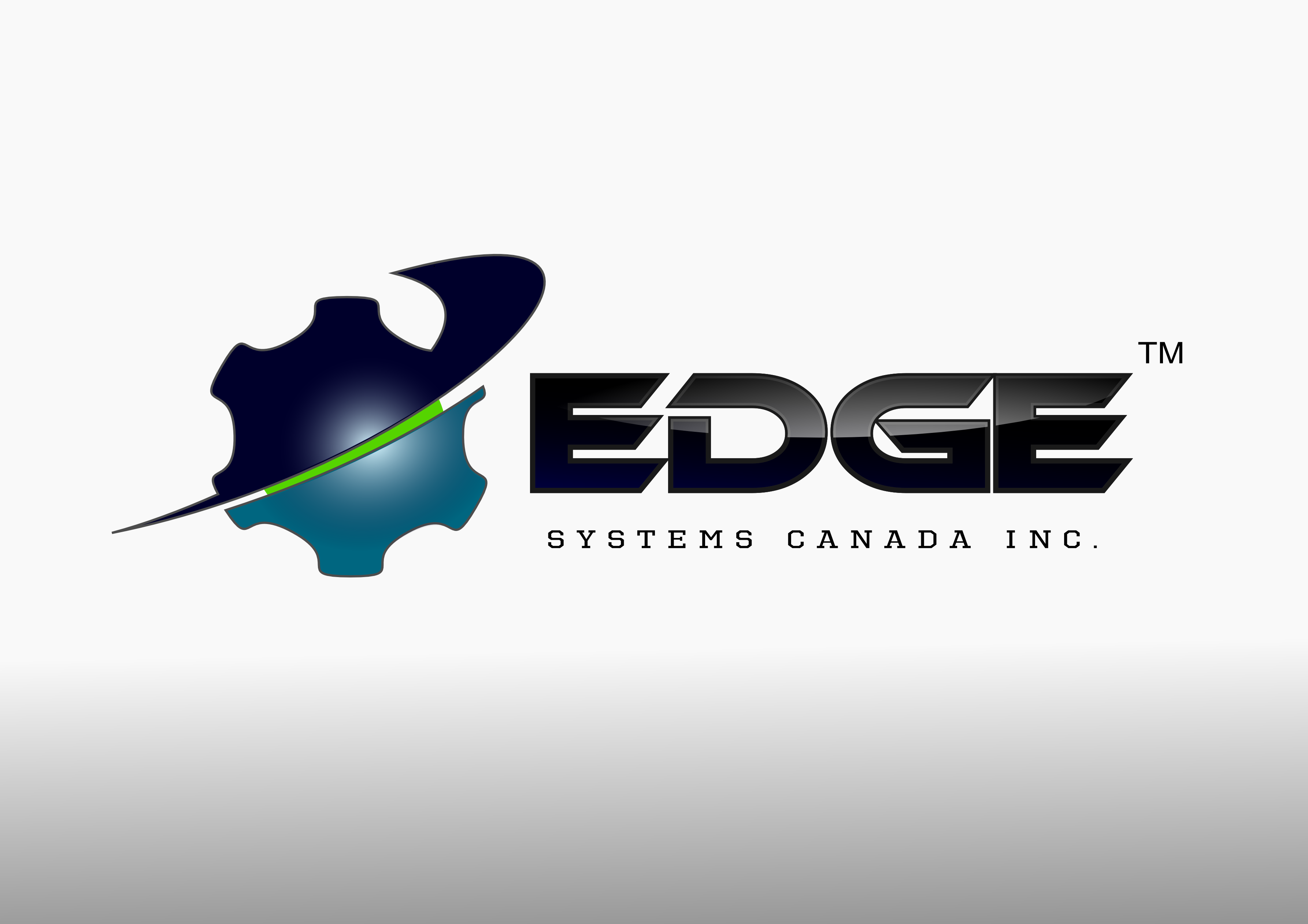 Logo Design by whoosef - Entry No. 101 in the Logo Design Contest New Logo Design for Edge Systems Canada Inc.