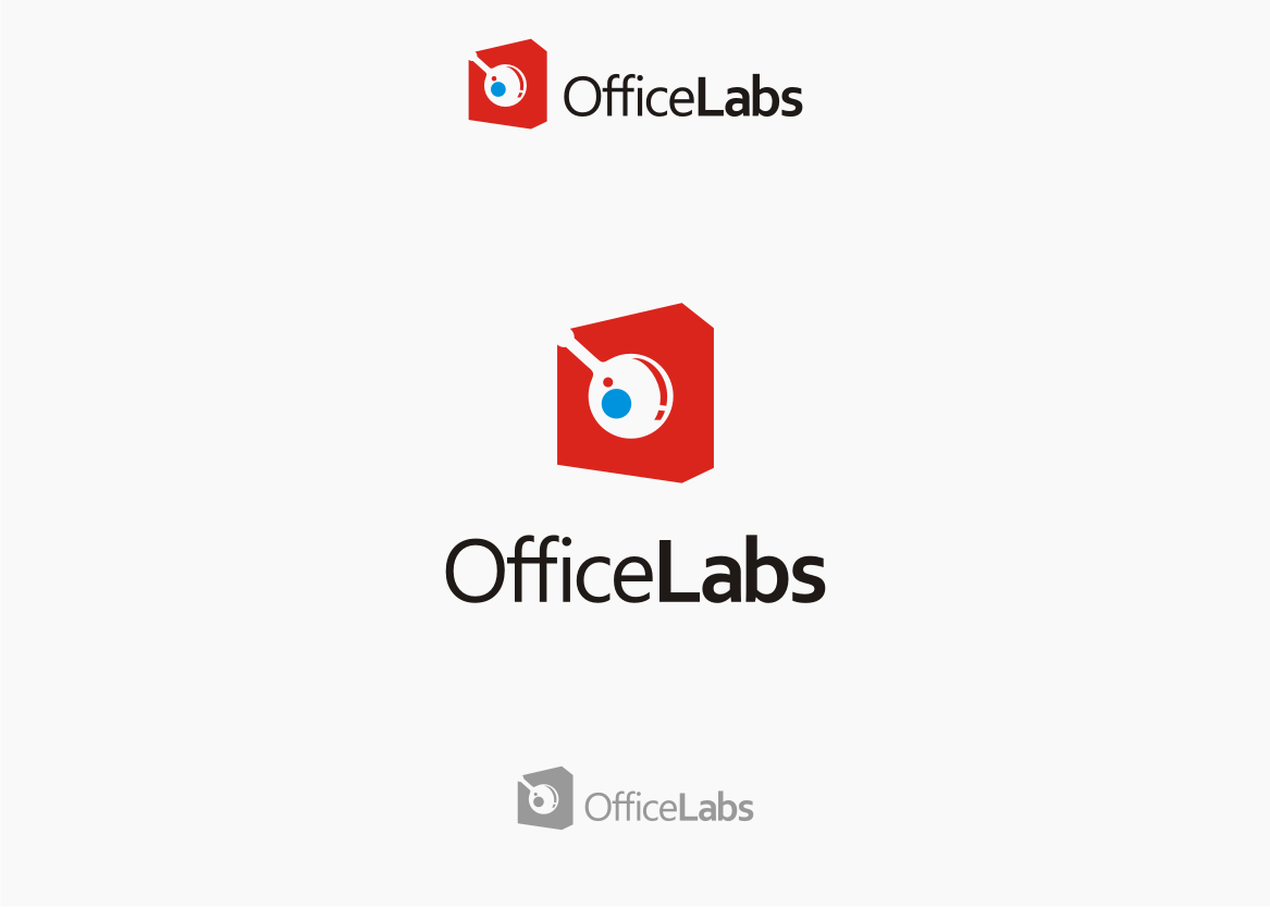 Logo Design by graphicleaf - Entry No. 1 in the Logo Design Contest OfficeLabs Logo Design.