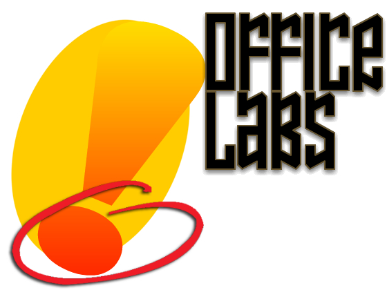Logo Design by Barry Hodkinson - Entry No. 2 in the Logo Design Contest OfficeLabs Logo Design.