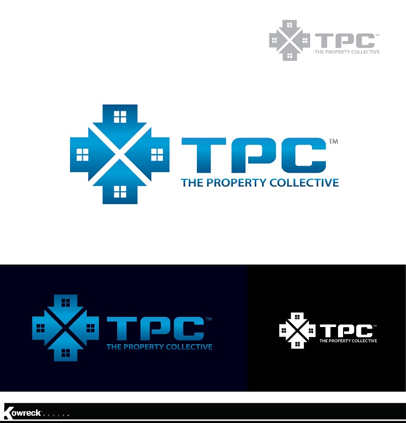 Logo Design by kowreck - Entry No. 209 in the Logo Design Contest Unique Logo Design Wanted for TPC.