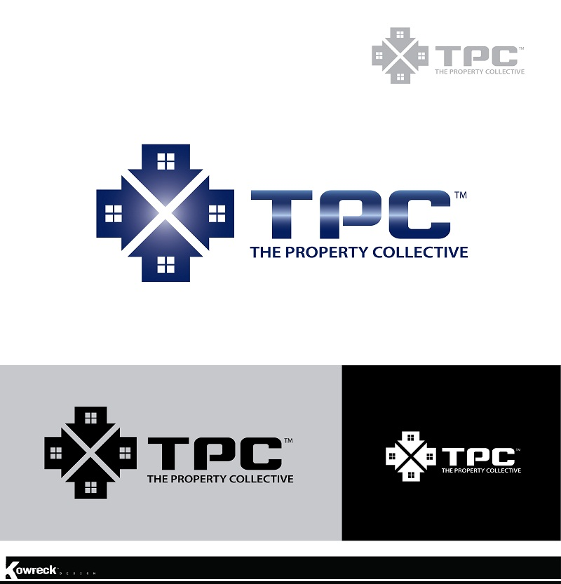 Logo Design by kowreck - Entry No. 210 in the Logo Design Contest Unique Logo Design Wanted for TPC.