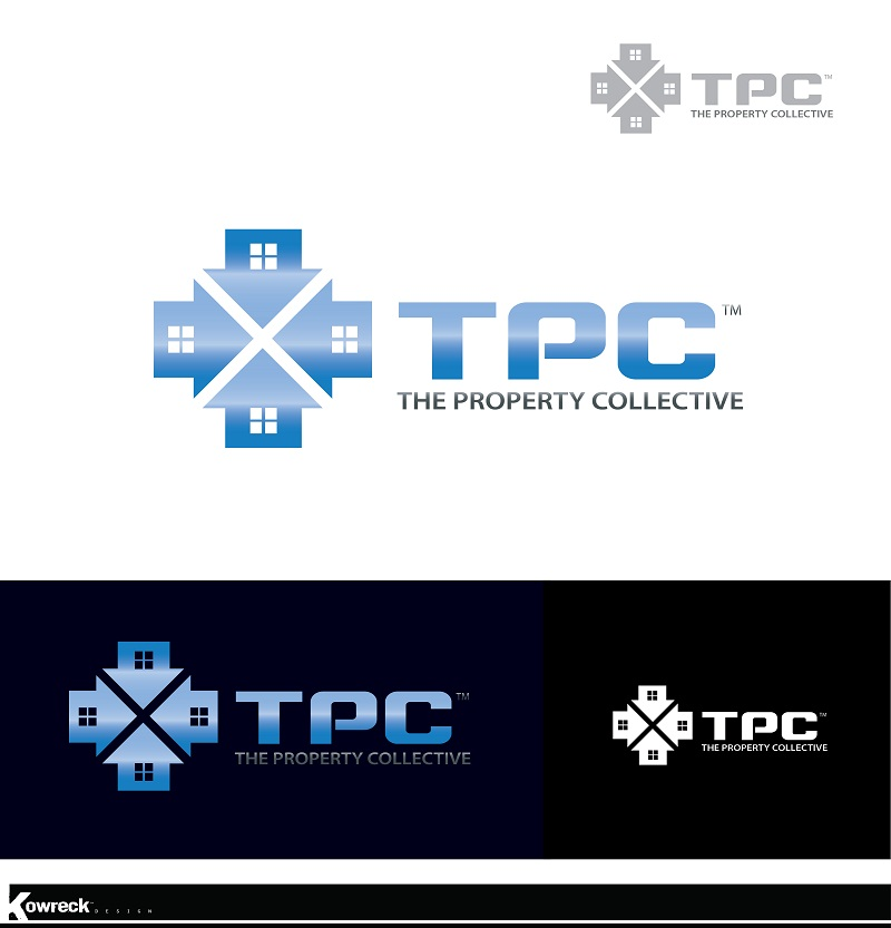 Logo Design by kowreck - Entry No. 211 in the Logo Design Contest Unique Logo Design Wanted for TPC.