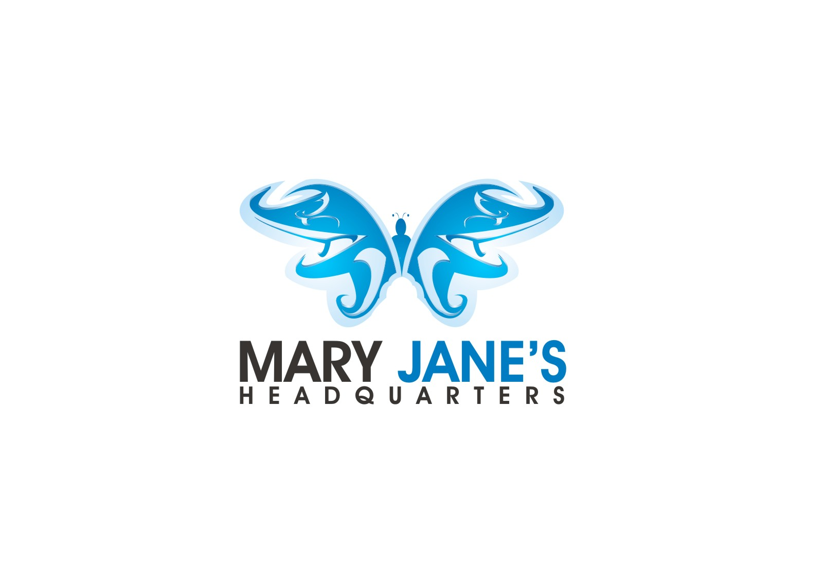 Logo Design by yanxsant - Entry No. 13 in the Logo Design Contest Mary Jane's Headquarters Logo Design.
