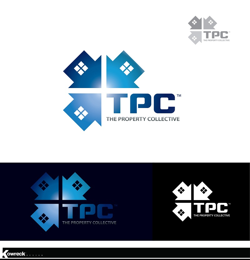 Logo Design by kowreck - Entry No. 213 in the Logo Design Contest Unique Logo Design Wanted for TPC.