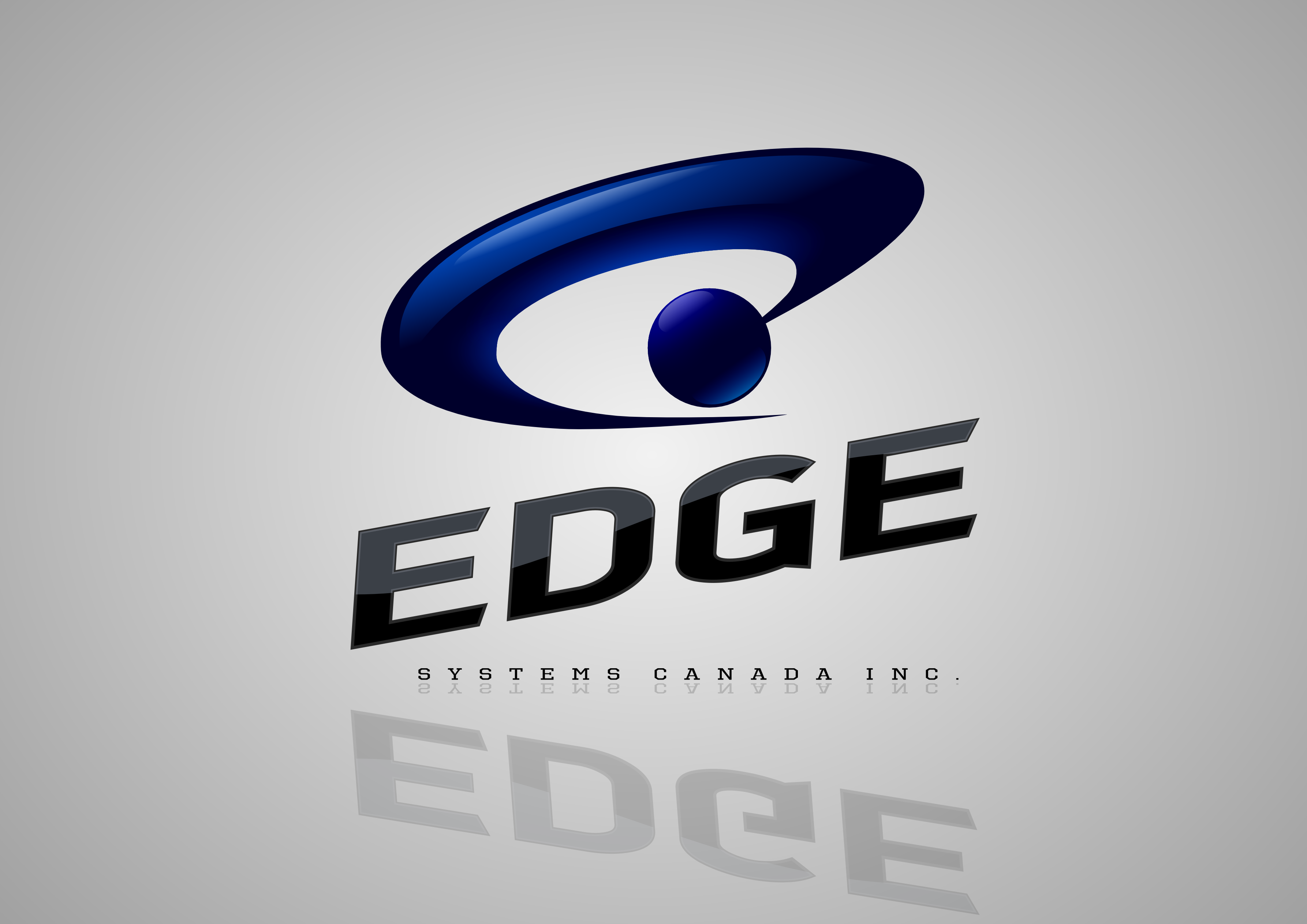 Logo Design by whoosef - Entry No. 110 in the Logo Design Contest New Logo Design for Edge Systems Canada Inc.