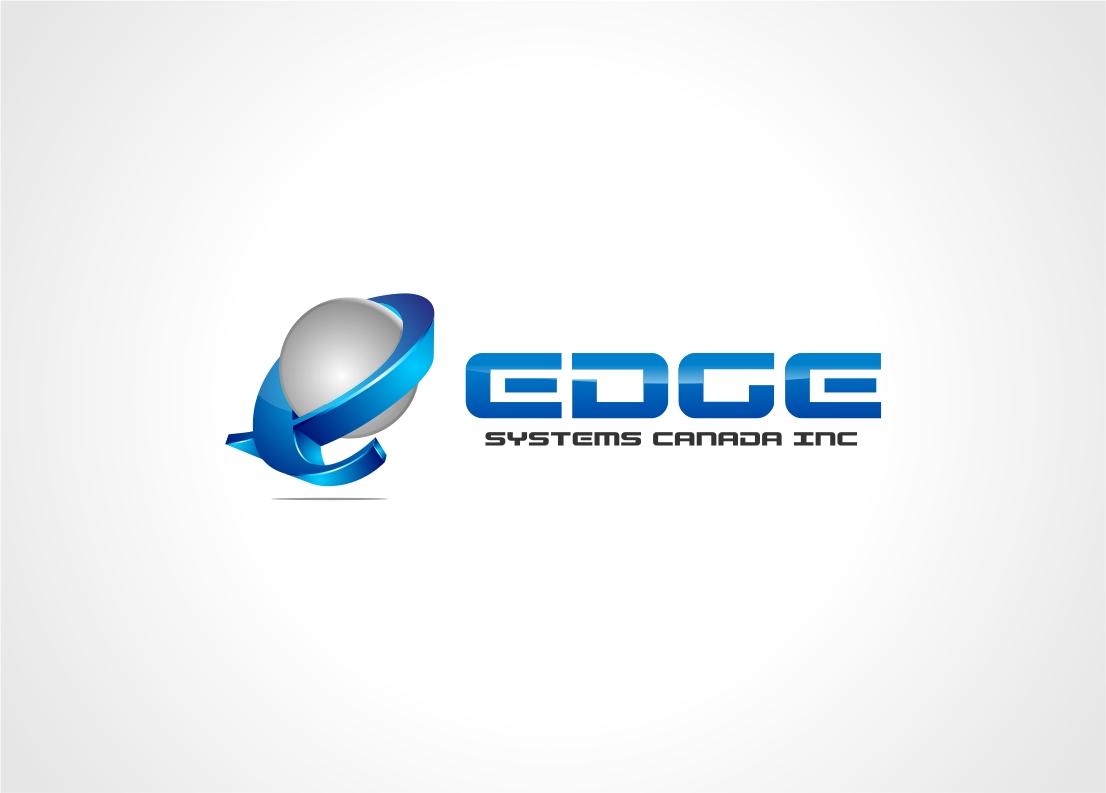 Logo Design by haidu - Entry No. 111 in the Logo Design Contest New Logo Design for Edge Systems Canada Inc.