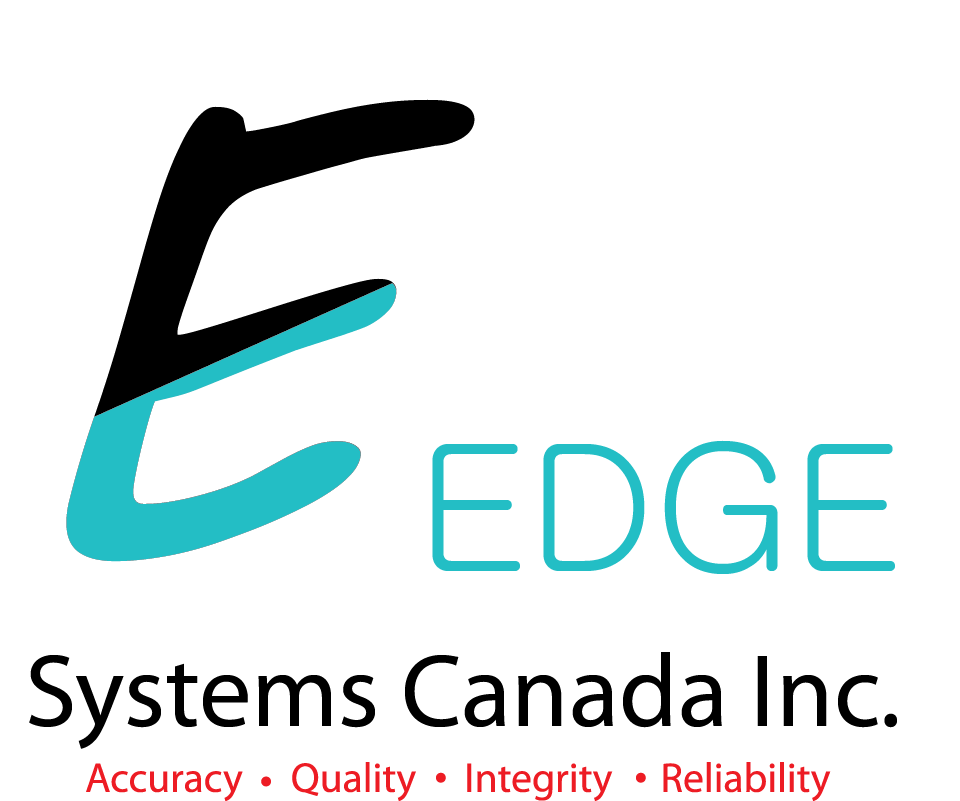 Logo Design by supermansw11 - Entry No. 121 in the Logo Design Contest New Logo Design for Edge Systems Canada Inc.