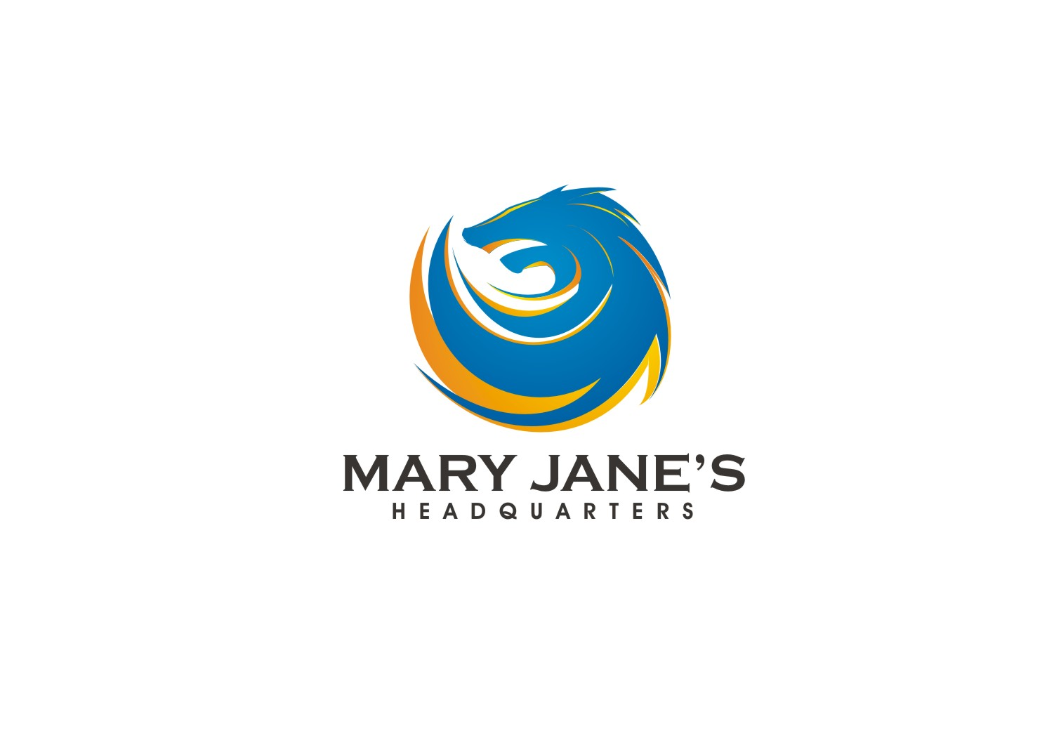 Logo Design by yanxsant - Entry No. 16 in the Logo Design Contest Mary Jane's Headquarters Logo Design.
