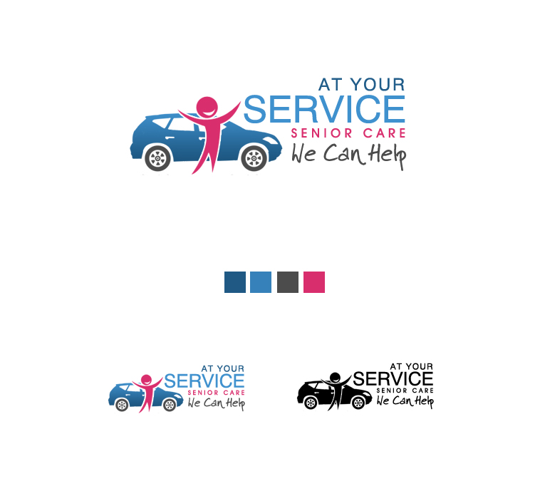Logo Design by elmd - Entry No. 110 in the Logo Design Contest Care To Go Services.