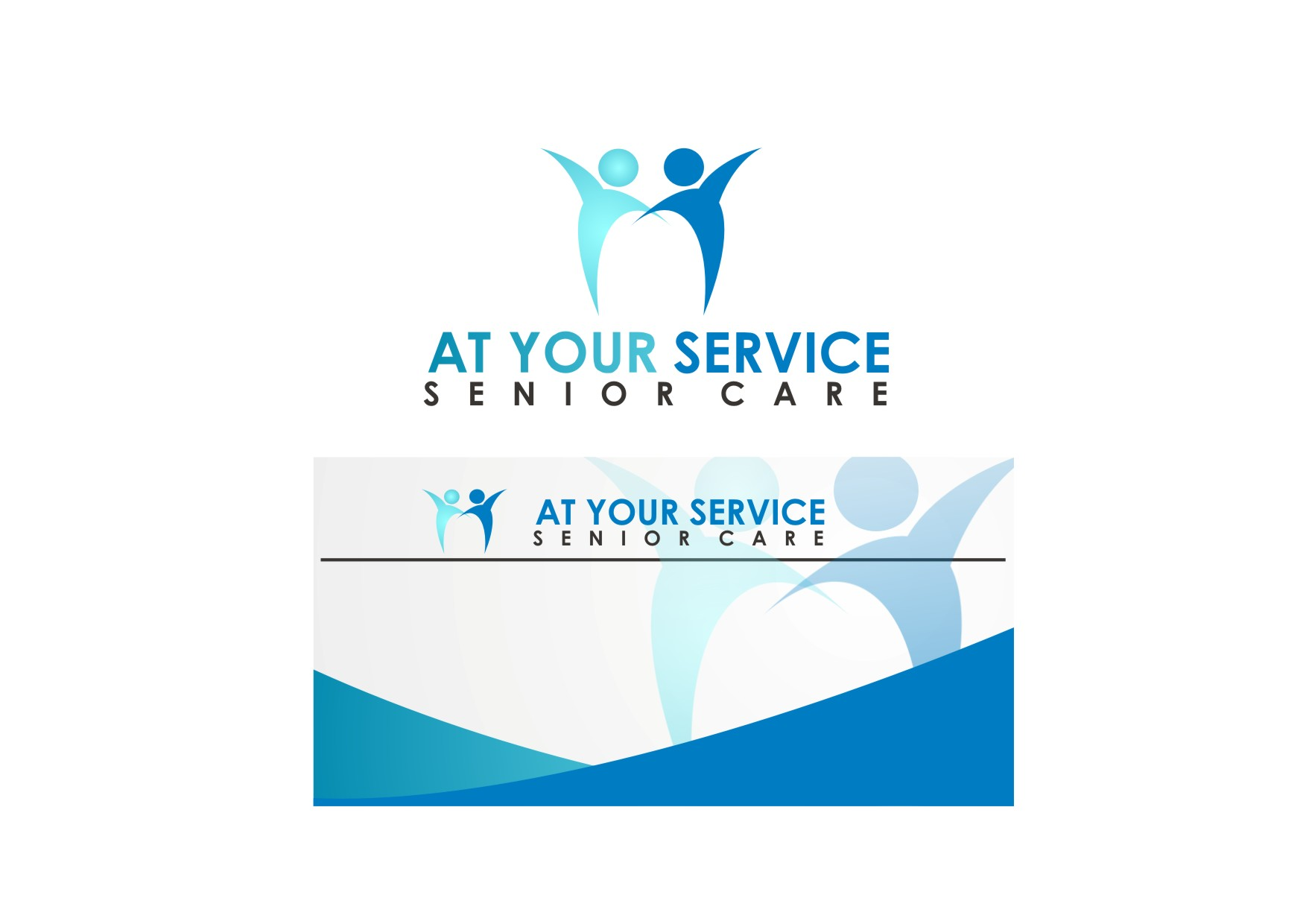 Logo Design by yanxsant - Entry No. 111 in the Logo Design Contest Care To Go Services.