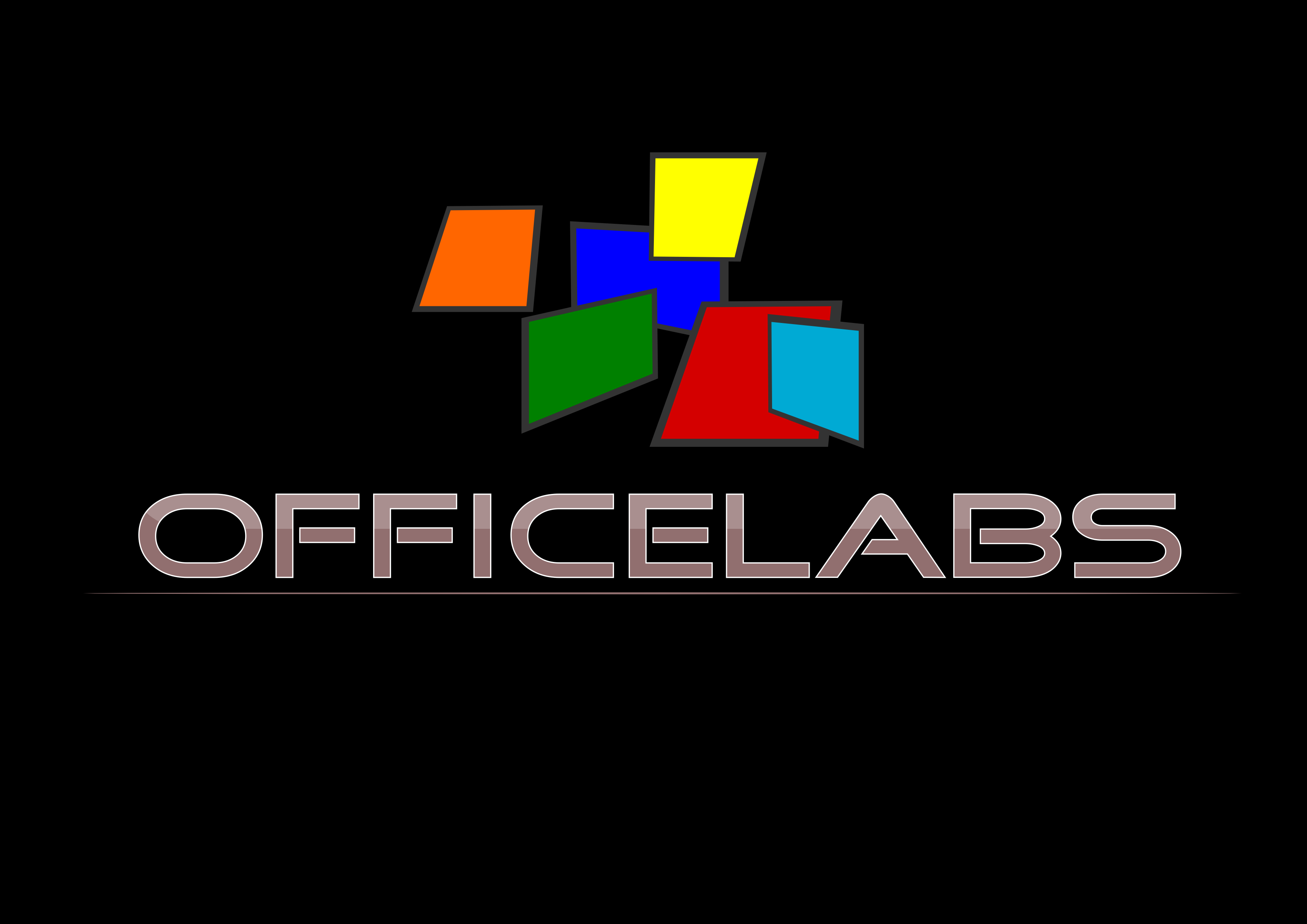 Logo Design by whoosef - Entry No. 16 in the Logo Design Contest OfficeLabs Logo Design.