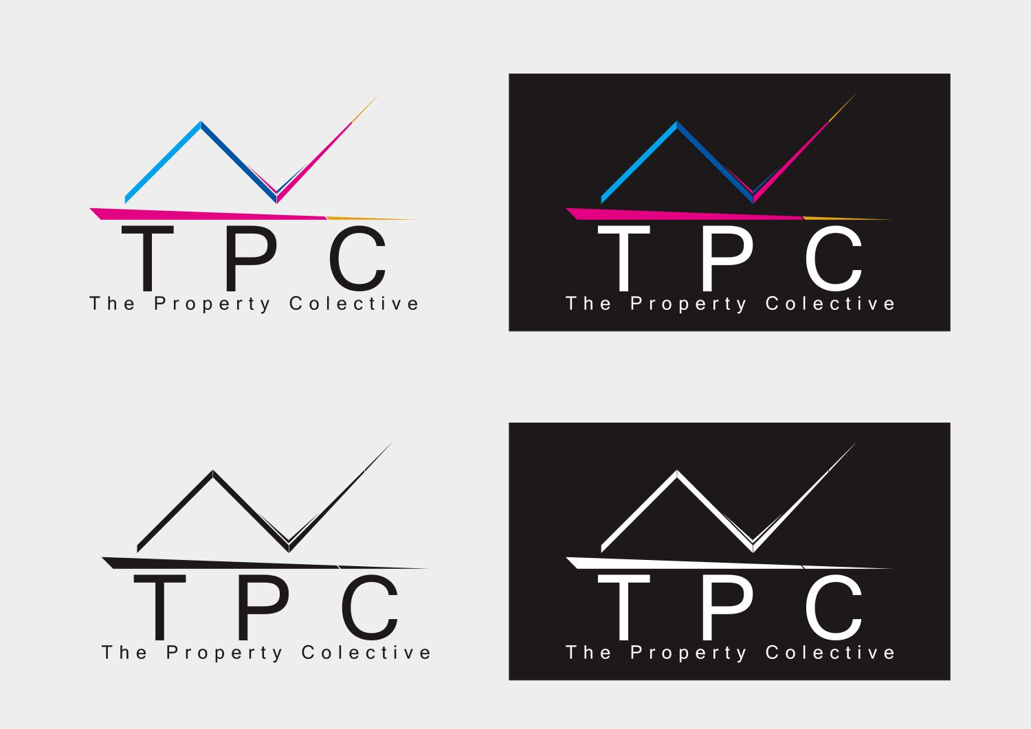 Logo Design by Private User - Entry No. 248 in the Logo Design Contest Unique Logo Design Wanted for TPC.