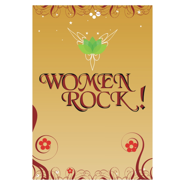 Logo Design by aspstudio - Entry No. 14 in the Logo Design Contest Women ROCK! - Dress for Success Pittsburgh.