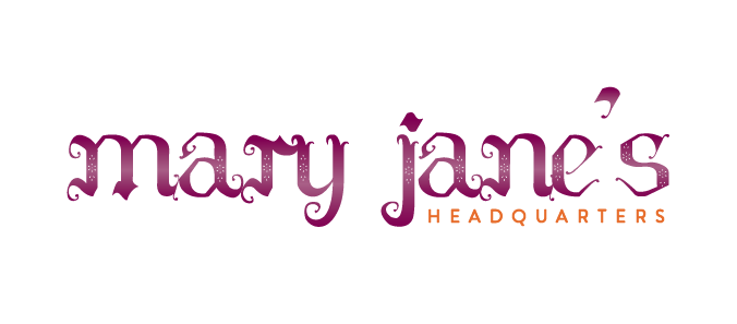 Logo Design by Kayla Labatte - Entry No. 43 in the Logo Design Contest Mary Jane's Headquarters Logo Design.