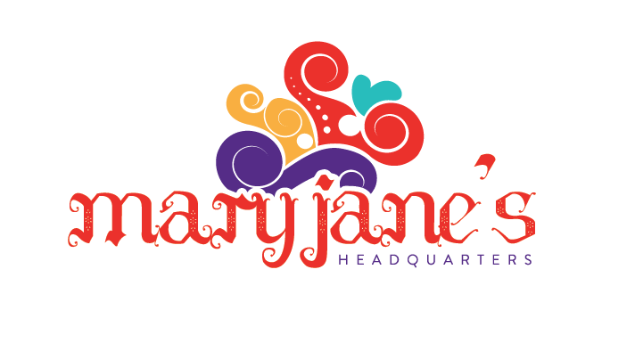 Logo Design by Kayla Labatte - Entry No. 44 in the Logo Design Contest Mary Jane's Headquarters Logo Design.