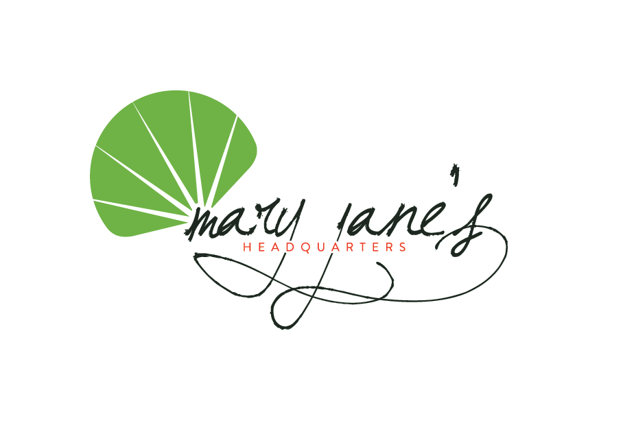 Logo Design by Kayla Labatte - Entry No. 46 in the Logo Design Contest Mary Jane's Headquarters Logo Design.