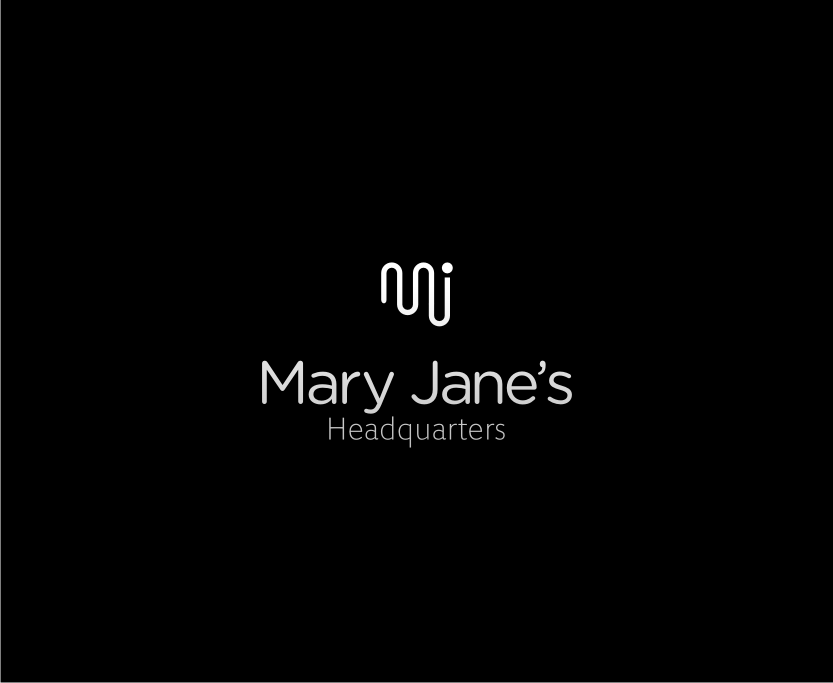 Logo Design by graphicleaf - Entry No. 47 in the Logo Design Contest Mary Jane's Headquarters Logo Design.