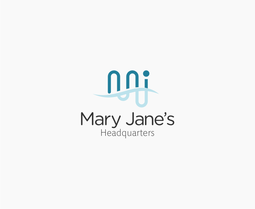 Logo Design by graphicleaf - Entry No. 50 in the Logo Design Contest Mary Jane's Headquarters Logo Design.