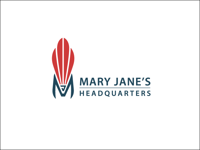 Logo Design by Nitheesh T R - Entry No. 58 in the Logo Design Contest Mary Jane's Headquarters Logo Design.