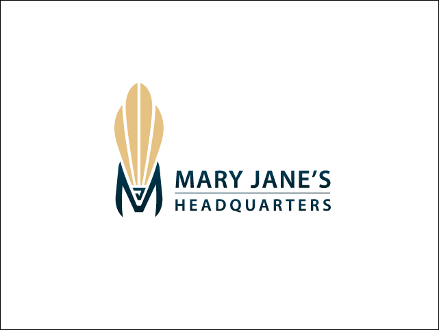 Logo Design by Nitheesh T R - Entry No. 59 in the Logo Design Contest Mary Jane's Headquarters Logo Design.