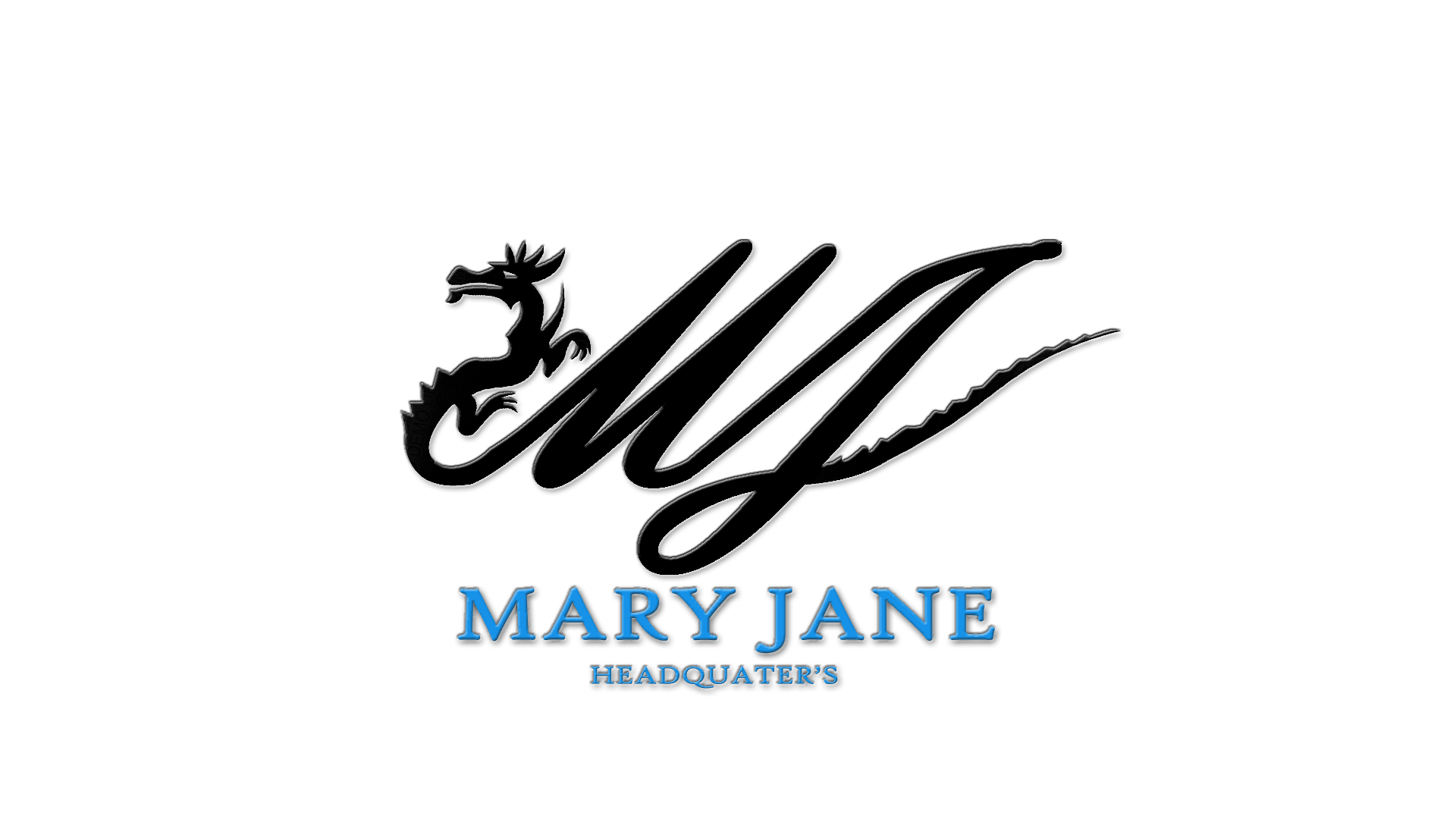 Logo Design by intentio_graphikos - Entry No. 65 in the Logo Design Contest Mary Jane's Headquarters Logo Design.