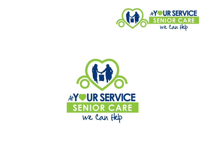 Logo Design by Severiano Fernandes - Entry No. 117 in the Logo Design Contest Care To Go Services.