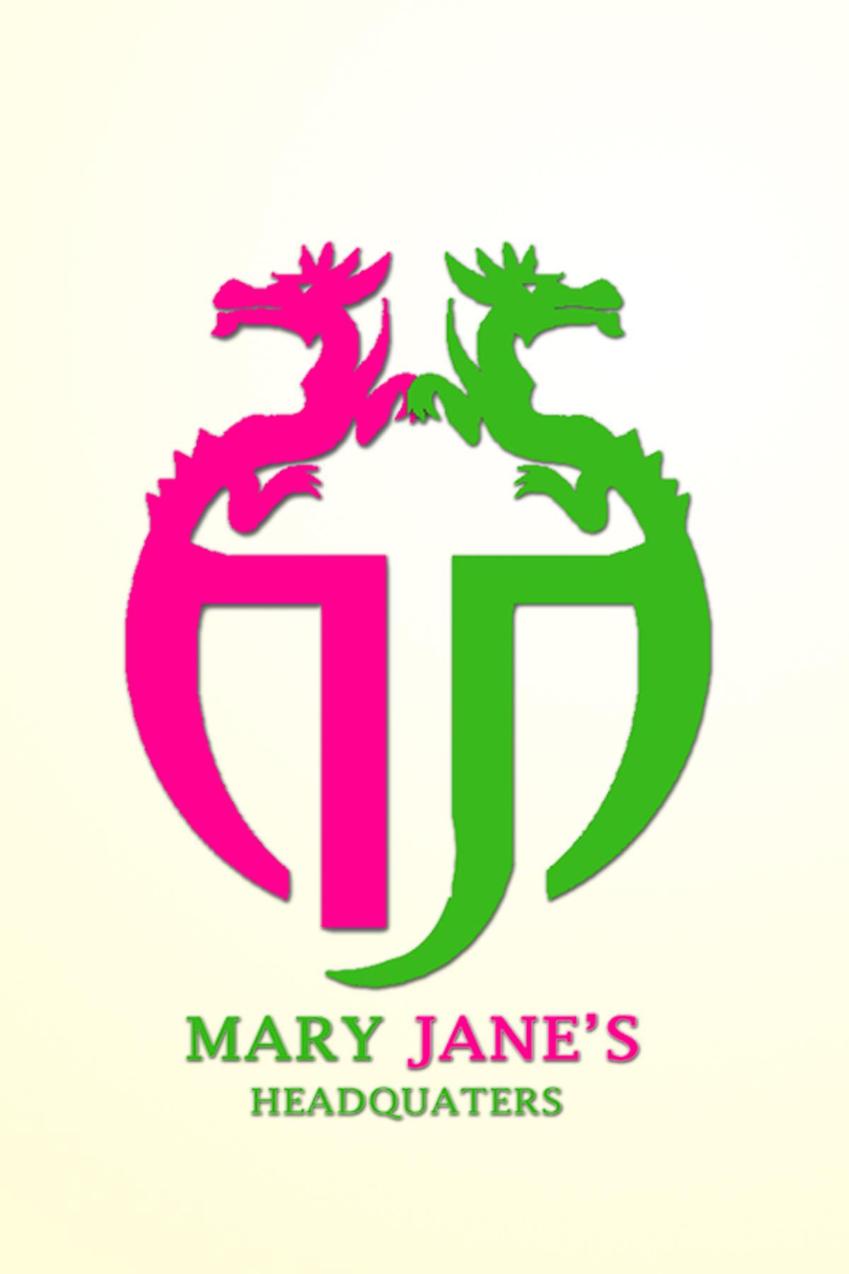 Logo Design by intentio_graphikos - Entry No. 76 in the Logo Design Contest Mary Jane's Headquarters Logo Design.