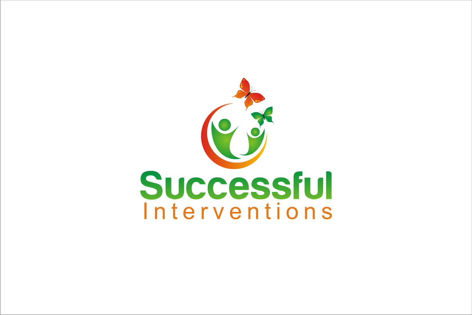 Logo Design by Vijay K Chouhan - Entry No. 3 in the Logo Design Contest Logo Design Needed for Exciting Company Successful Interventions.