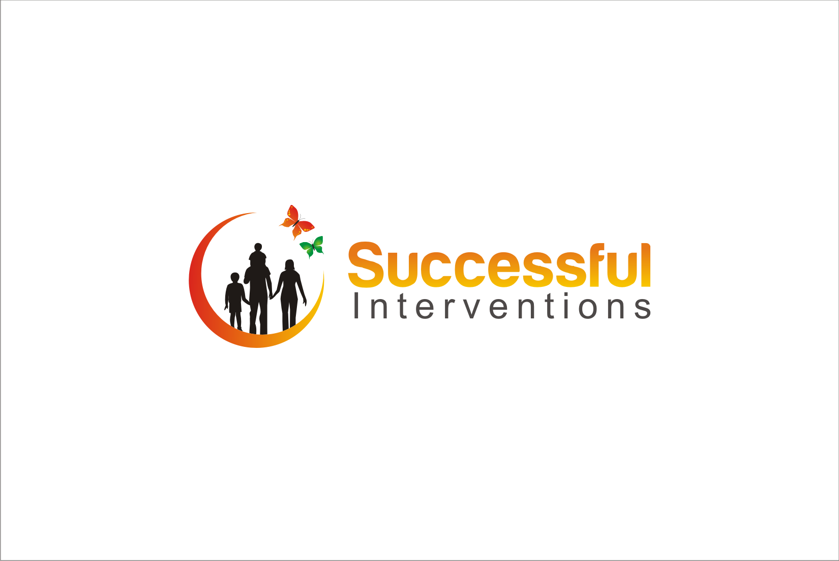 Logo Design by Vijay K Chouhan - Entry No. 4 in the Logo Design Contest Logo Design Needed for Exciting Company Successful Interventions.