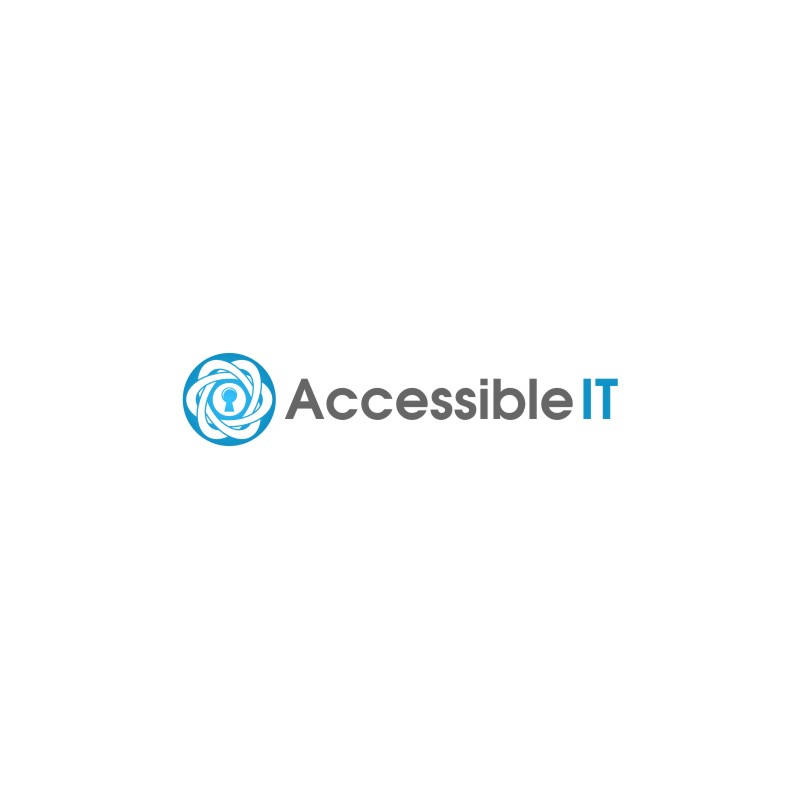 Logo Design by untung - Entry No. 21 in the Logo Design Contest Logo Design Needed for Exciting New Company Accessible IT.