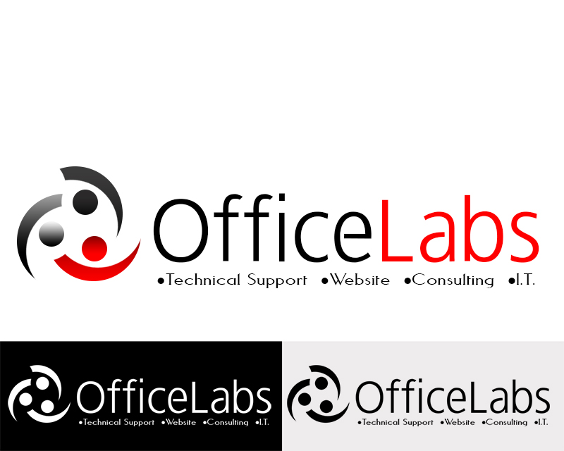 Logo Design by Mythos Designs - Entry No. 30 in the Logo Design Contest OfficeLabs Logo Design.