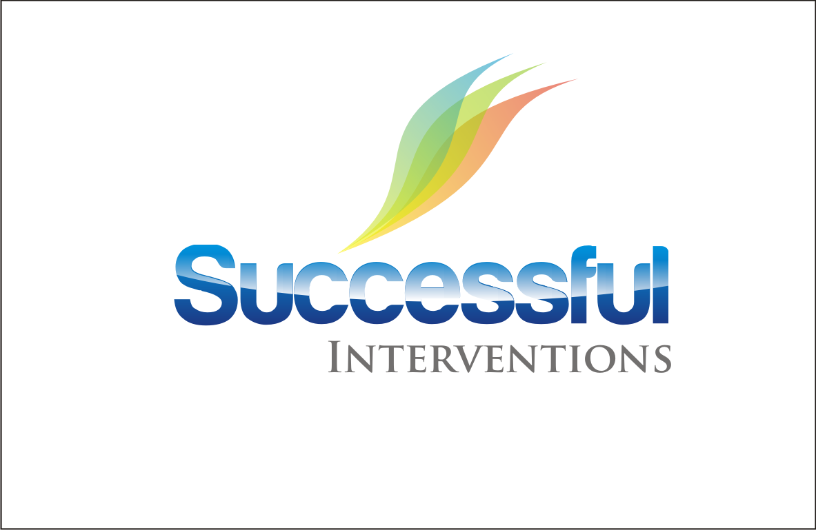 Logo Design by Hisam Drum - Entry No. 5 in the Logo Design Contest Logo Design Needed for Exciting Company Successful Interventions.