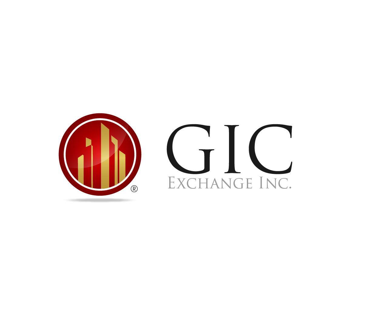 Logo Design by Ika Sari - Entry No. 105 in the Logo Design Contest Logo Design Needed for Exciting New Company GIC Exchange Inc..