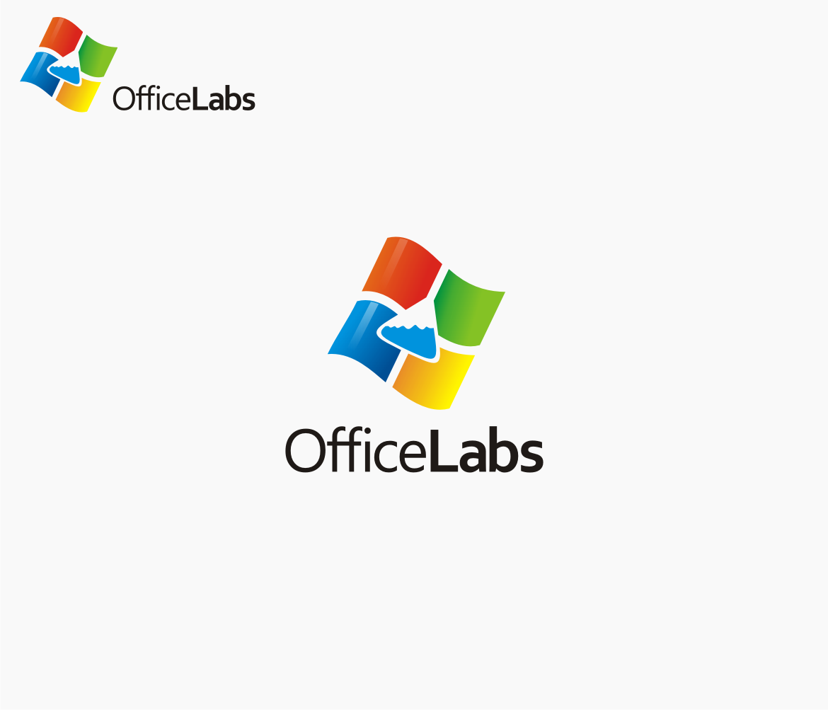Logo Design by graphicleaf - Entry No. 34 in the Logo Design Contest OfficeLabs Logo Design.