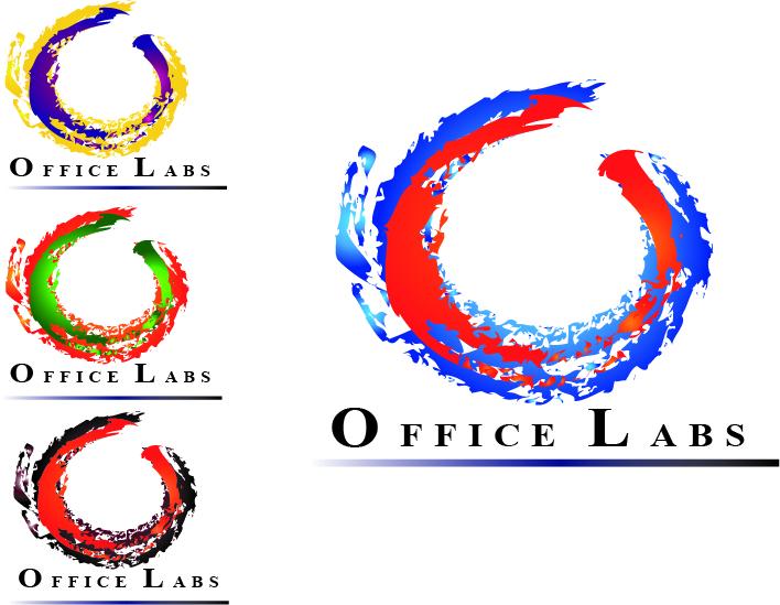 Logo Design by JOHN MICHAEL CUIZON - Entry No. 36 in the Logo Design Contest OfficeLabs Logo Design.